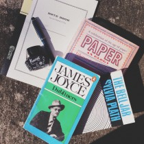 books and paper