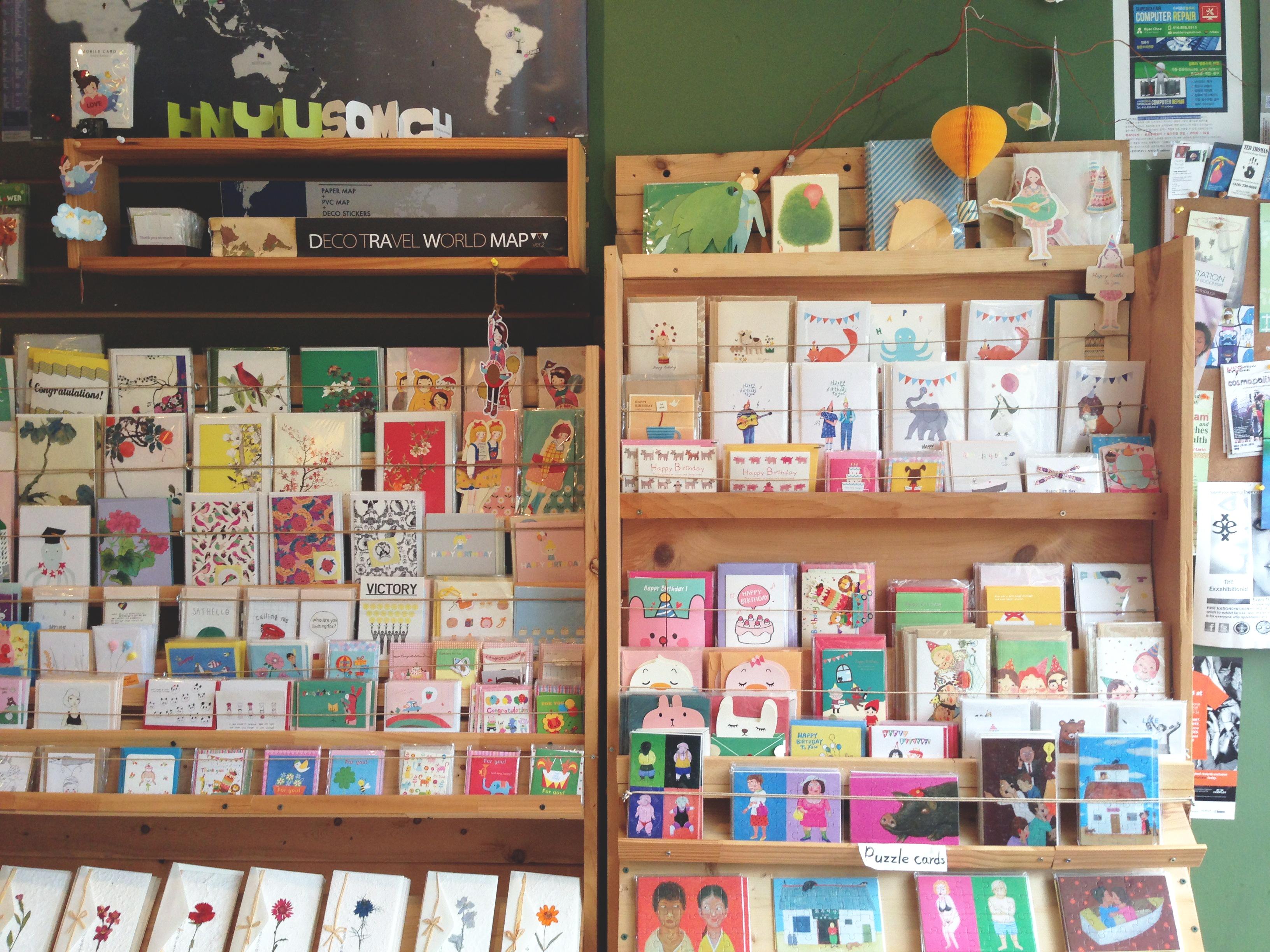 Paper store toronto