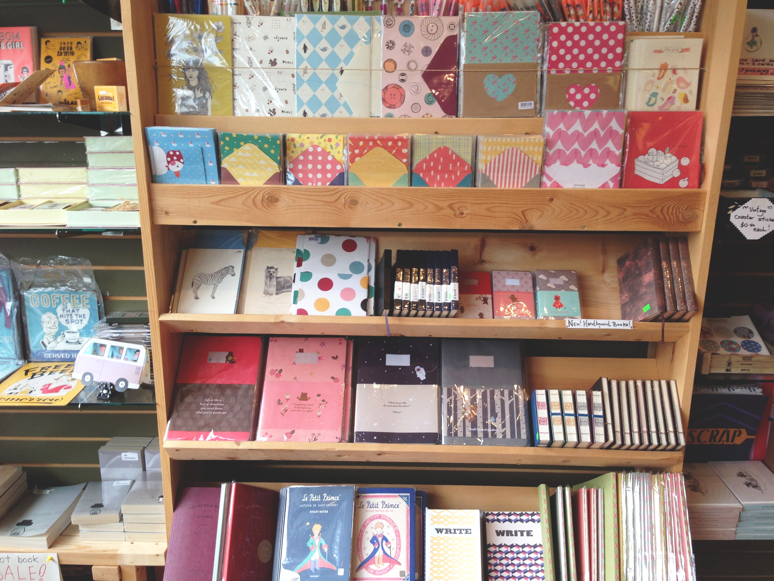 stationery paper store