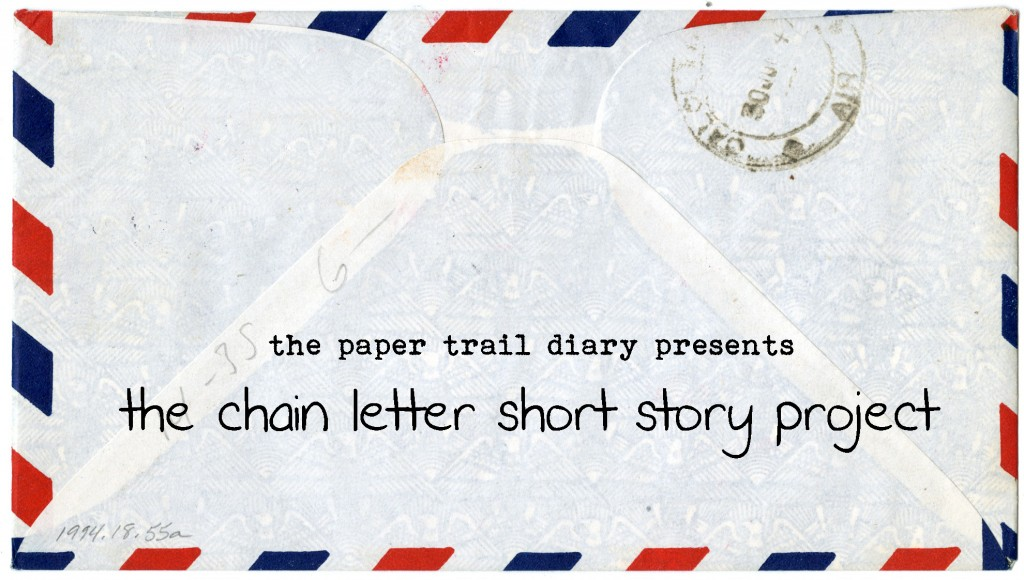 chain letter short story project