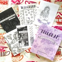 telegram zine
