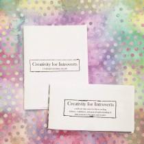 creativity for introverts zine