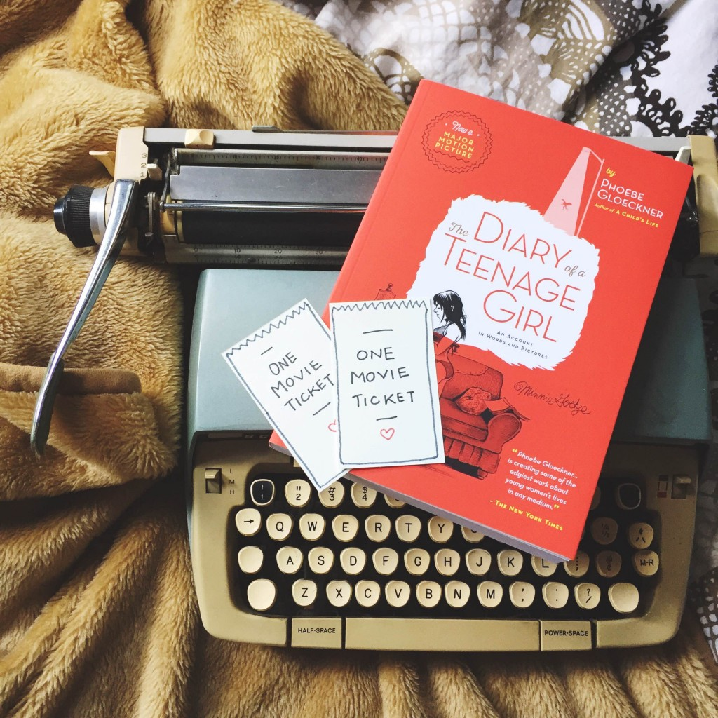 the diary of a teenage girl contest