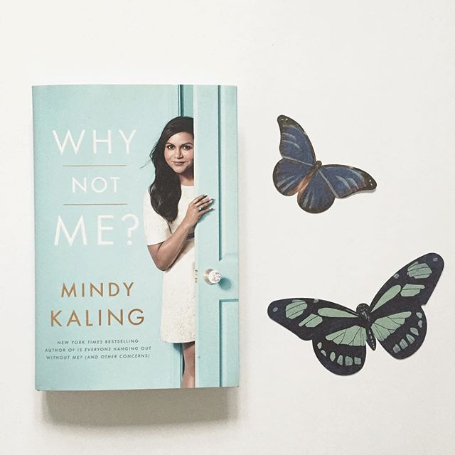 Why Not Me Five Times Mindy Kaling Got Real In New Memoir