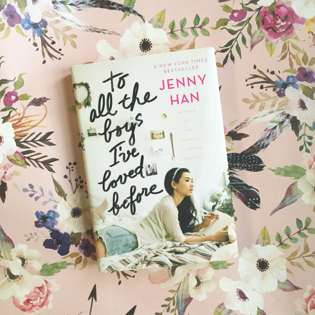 to all the boys i've loved before jenny han paper trail diary