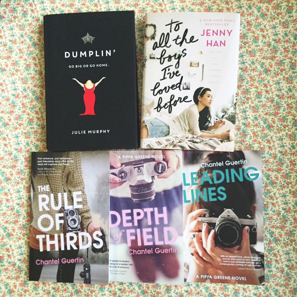 young adult book reviews paper trail diary