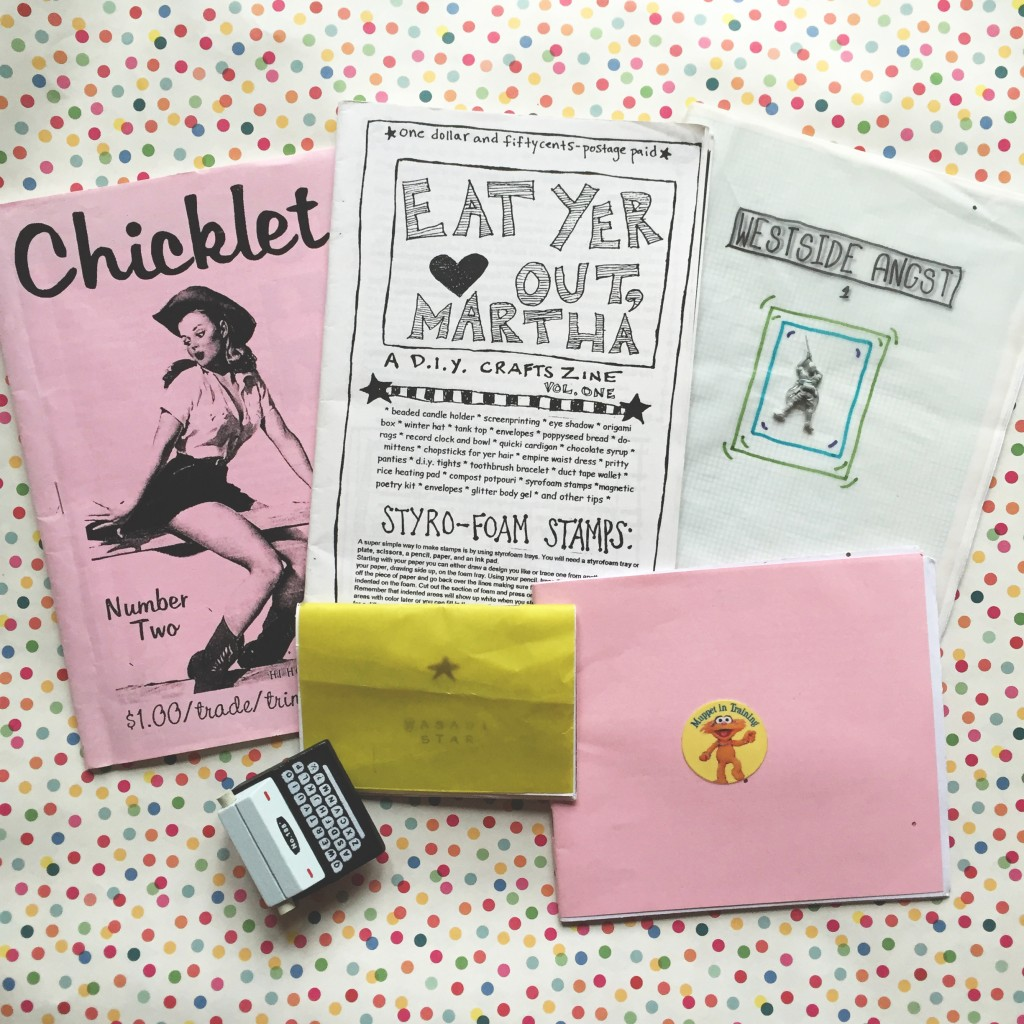 creative exchange paper trail diary