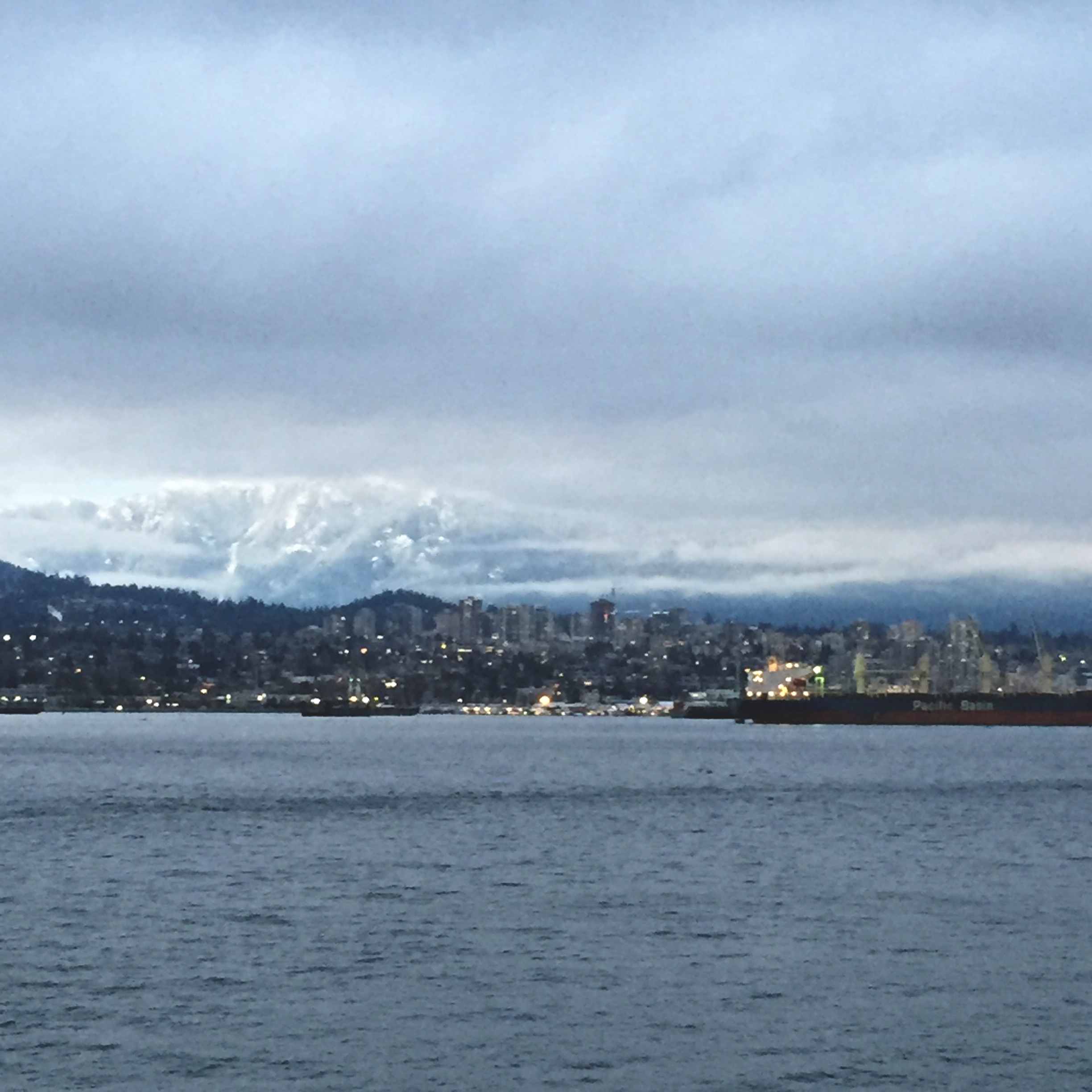 vancouver bc paper trail diary