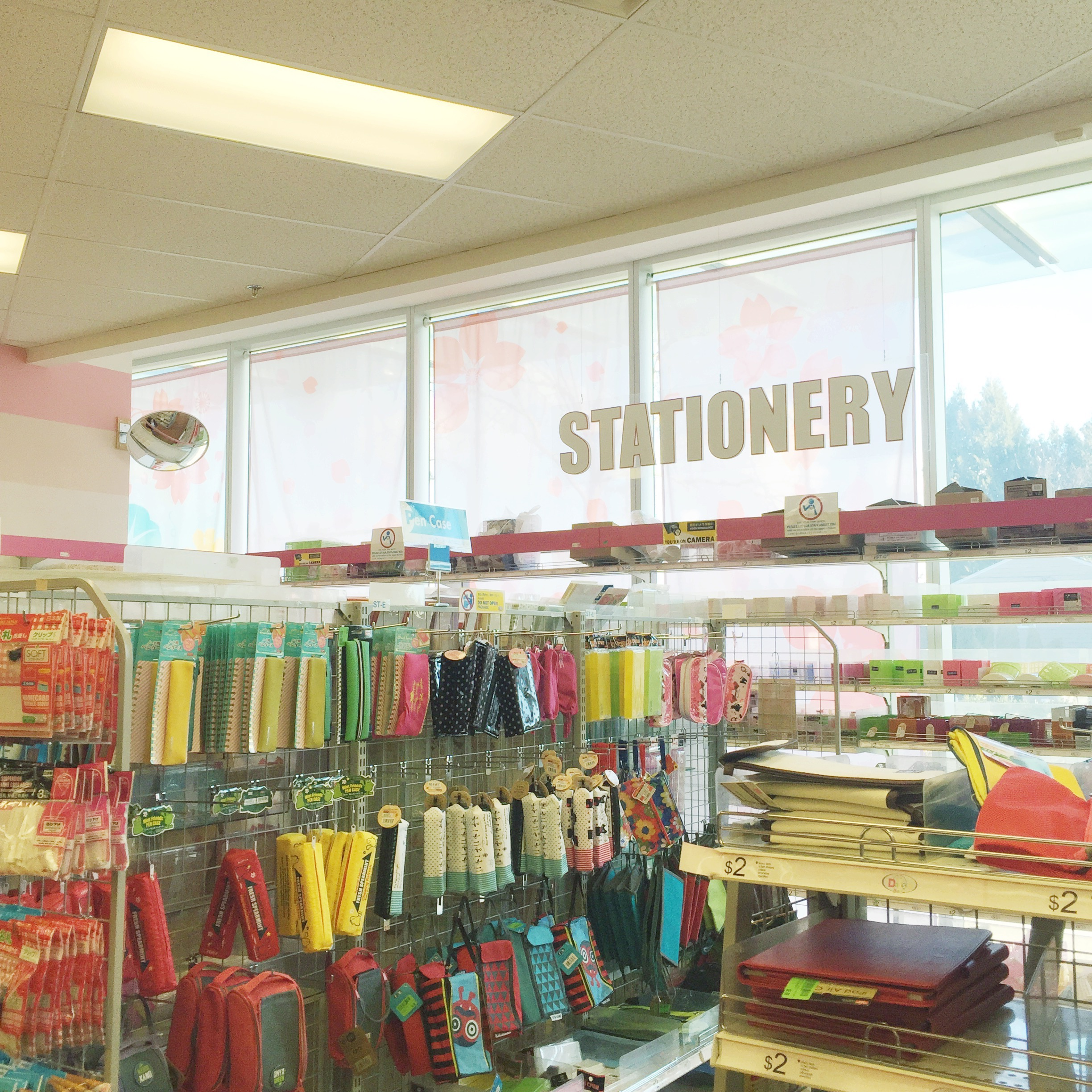 daiso vancouver paper trail diary