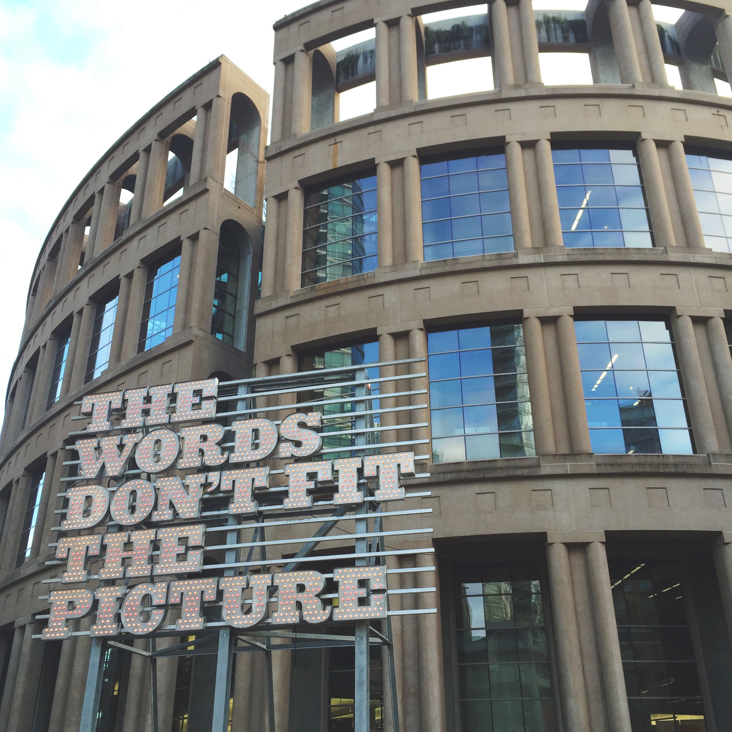 vancouver public library paper trail diary