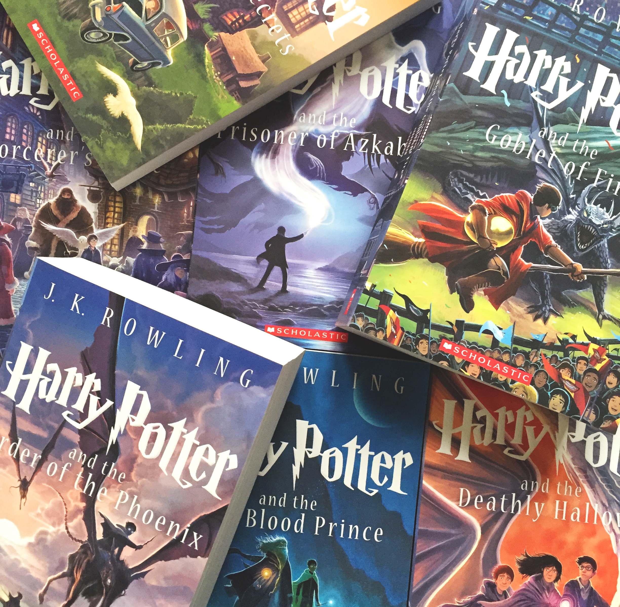 Harry Potter Book Grade Level ~ Gorgeous new scholastic versions of harry potter