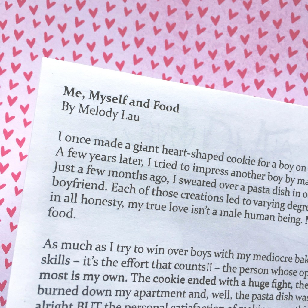 static zine love issue via paper trail diary