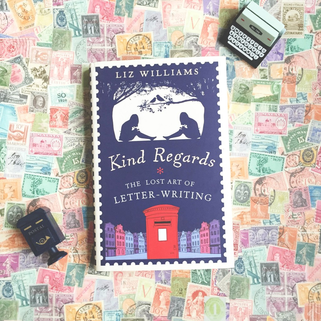 kind regards book via the paper trail diary