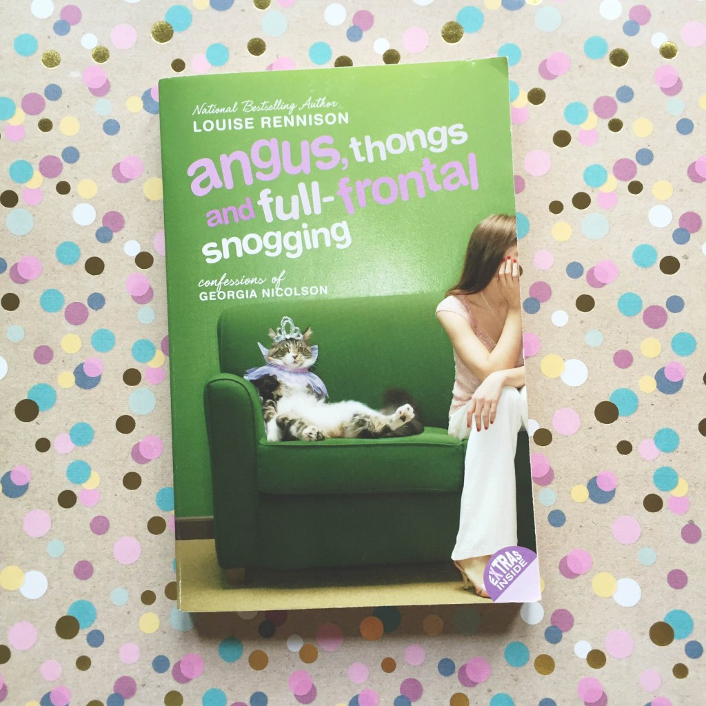 angus, thongs and full frontal snogging / via the paper trail diary