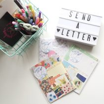 q&a letterbox anniversary via paper trail diary