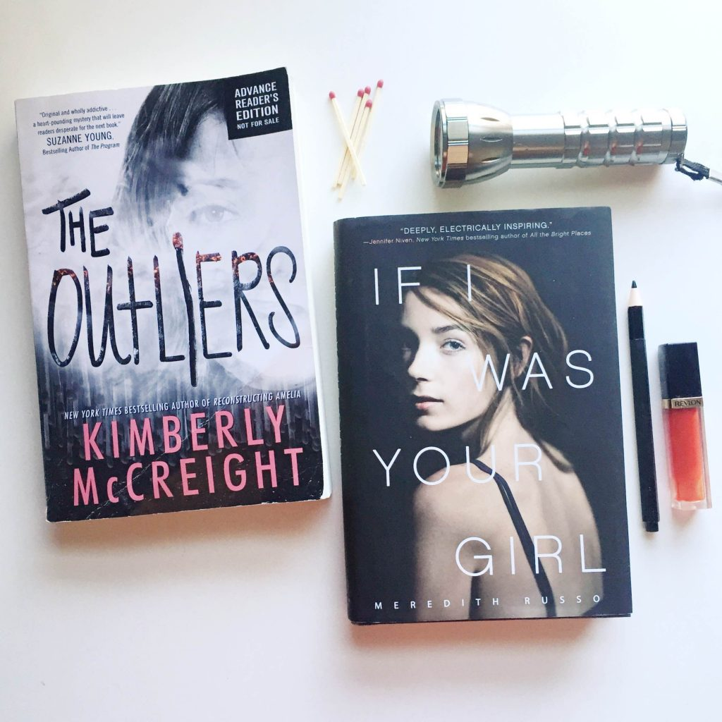 the outliers and if i was your girl via paper trail diary