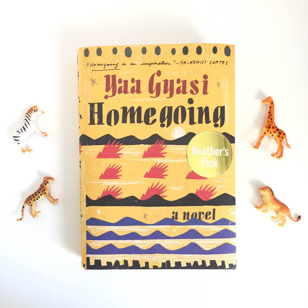 homegoing via paper trail diary