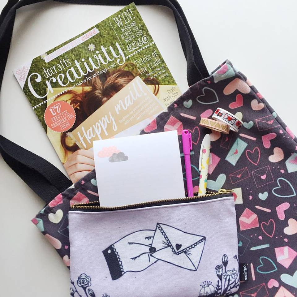 do crafts creativity magazine via paper trail diary