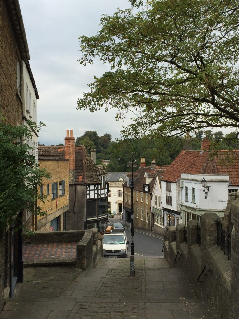 england 2016 - paper trail diary