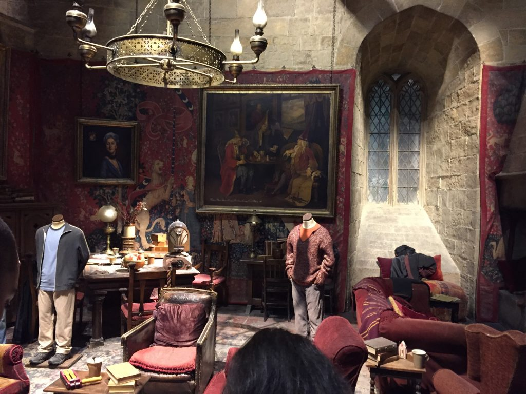 harry potter in england via paper trail diary
