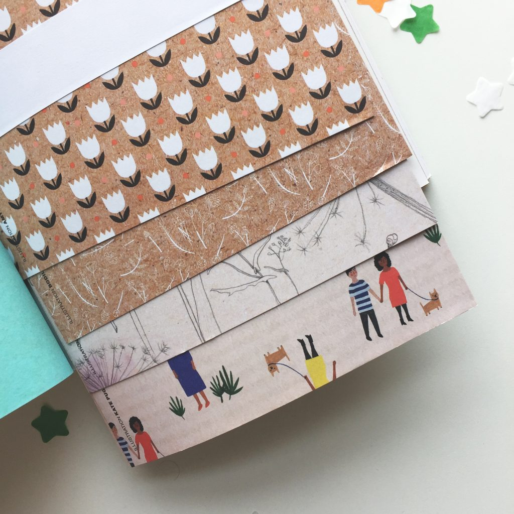 flow book for paper lovers 4 via paper trail diary