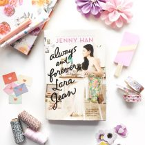 always and forever, lara jean via paper trail diary