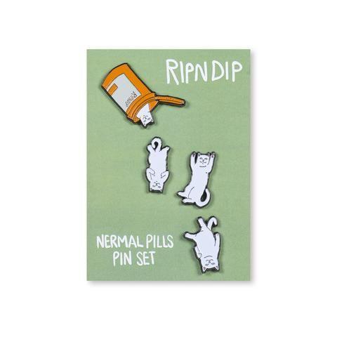 cat pill pins