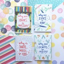 pillars of the paper trail diary zines