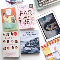 january reads paper trail diary