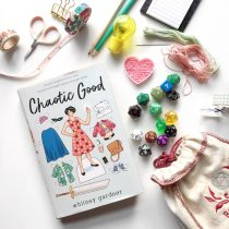 chaotic good review via paper trail diary