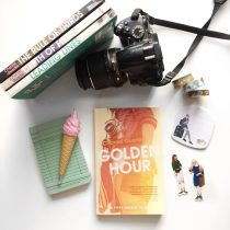 golden hour via paper trail diary