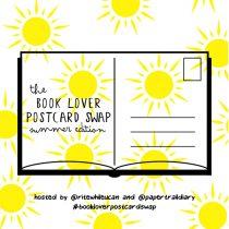 Book Lover Postcard Swap Summer 2018