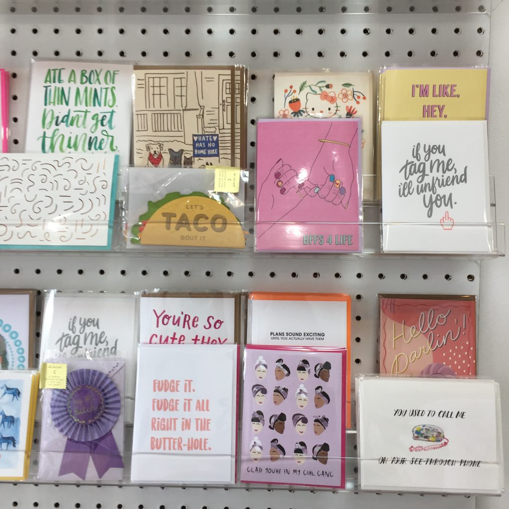 calliope paperie via paper trail diary