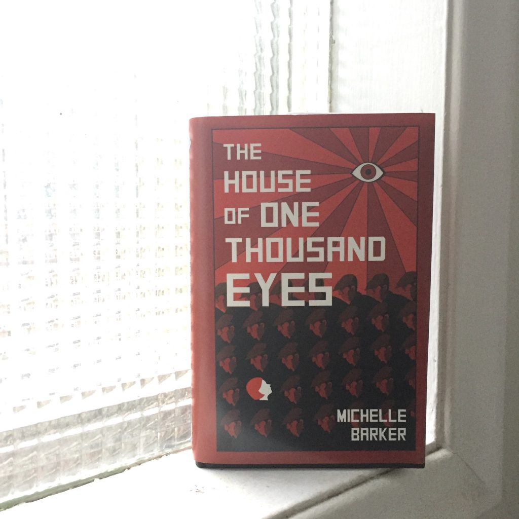 the house of one thousand eyes via paper trail diary