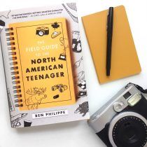 the field guide to the north american teenager via paper trail diary