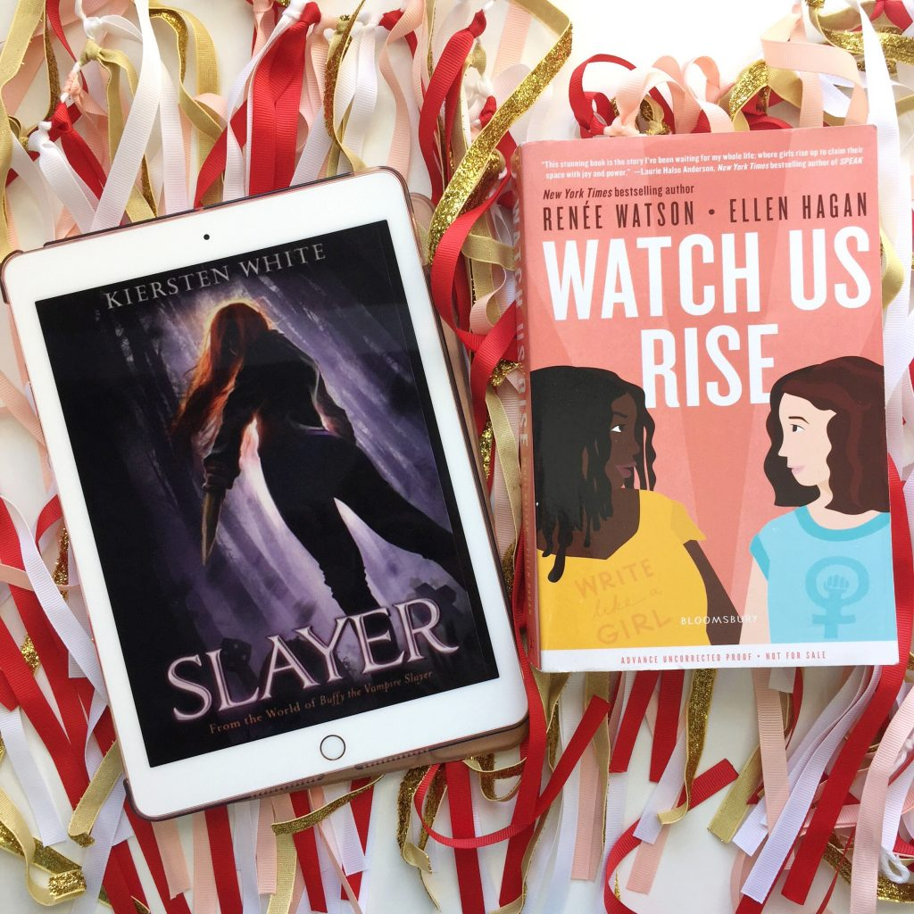 slayer and watch us rise - paper trail diary